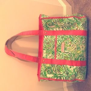 Lily Pulitzer- The Original Tote for Kappa Delta